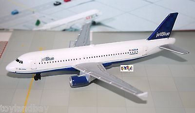 Diecast Jetblue Airlines Airbus 320 Blue Yorker Old Livery 1 300 Scale Retired