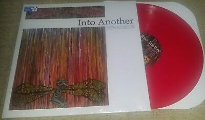 INTO ANOTHER - Ignaurus LP  RED MARBLE WAX (SEALED) UNPLAYED SXE NYHC (Marble Wax)