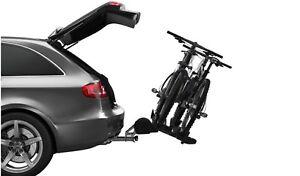 Rack à vélo Thule T2 pro xt noir NOUVEAU/SCELLEE a vendre