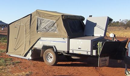 2014  Eureka Offroad Hard Floor Camper Trailer. Hire $100/day Balcatta Stirling Area Preview