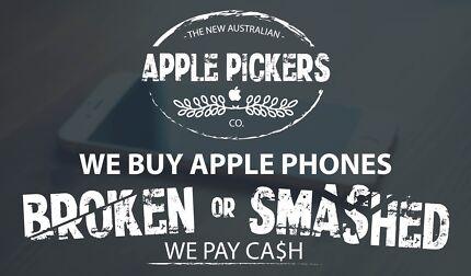 WE BUY BROKEN iPHONES & MACBOOKS Merrylands Parramatta Area Preview