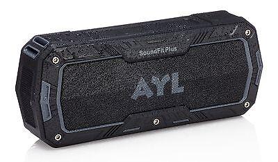 SoundFit Plus Waterproof Bluetooth Speaker - Durable Portable Outdoor Wireless