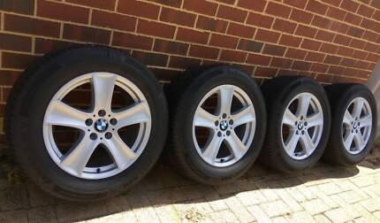 "18"" Genuine BMW Wheels 8.5 J, ET 46, center bore: 74.1 mm, 5x120"