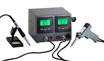 Soldering Desoldering Digital Temperature Controlled Rework Station Zd987