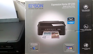 Epson XP-220 All in One Printer Ellenbrook Swan Area Preview