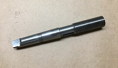 Moore Tds 63 Threaded 12 Drill Sleeve - 34 Threads - Morse Taper