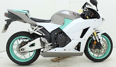 2015 HONDA CBR 600 RA-D DAMAGED SPARES OR REPAIR ***NO RESERVE*** (24893)