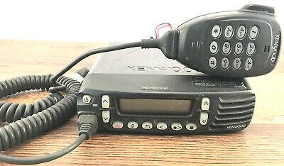 Kenwood Nexedge Nx700h-k Vhf Fm Digital Transceiver 136-174 Mhz Nxdn Mobile