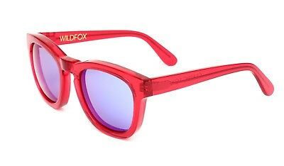 Wild Fox Classic Fox Women's Red Pink Sunglasses (Wild Fox Sunglasses)