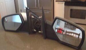 Miroirs électriques pour Chevrolet Silverado