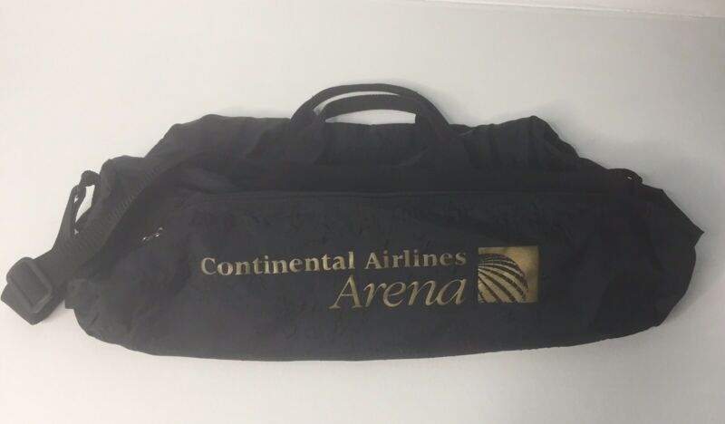 Continental Airlines Arena Bag
