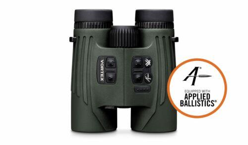 Vortex Fury HD 5000 10X42 FullSize Roof Prism Laser Rangefinder Binocular LRF302