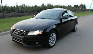 2011 Audi A4 Quattro ready to go needs nothing !