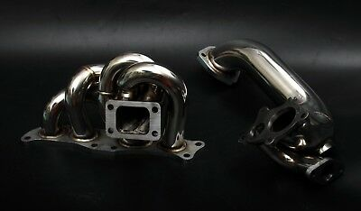 T3 UPGRADED MR 2 SW20 CELICA ALL TRAC 3SGTE 3S GTE 20L TURBO MANIFOLD  DP