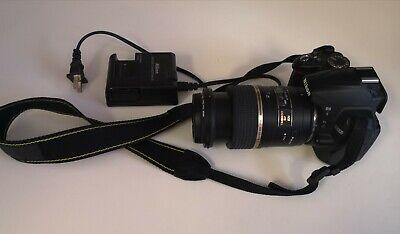 Nikon D3000 10.2MP Digital SLR Camera w/ Tamron SP AF 90mm f/2.8 Di-Macro Lens