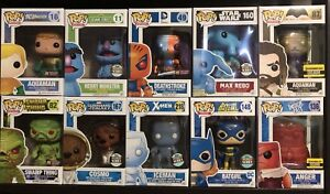 Funko Pop! Figures for Sale $10 each