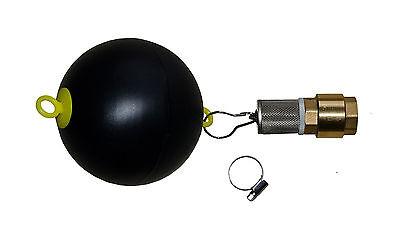 """Ansauggarnitur Sauggarnitur Saugschlauch Ø32mm 1/"""" schwimmende Entnahme 1-25m"""
