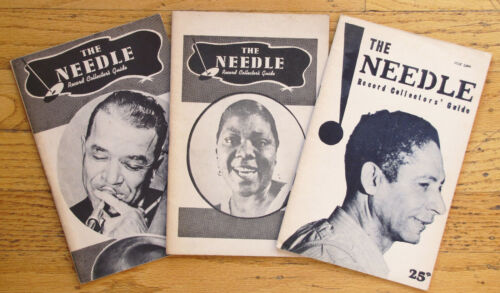 THE NEEDLE - RECORD COLLECTORS GUIDE - JULY - SEPT. - NOV. 1944