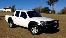 2010 Mazda BT50 Boss Duel Cab Ute 3.0L Turbo Diesel 5 spd Manual Springwood Blue Mountains Preview