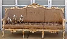 Vintage French Styled Sofa/ Couch Kalamunda Kalamunda Area Preview