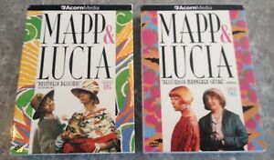 Mapp & Lucia Series 1 & 2 on DVD, Acorn, BBC