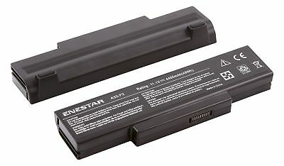 4400mAh Batería Para Portátil Asus Z53JA Z53J Z53H Z53F Z53E Z53 Z52J...