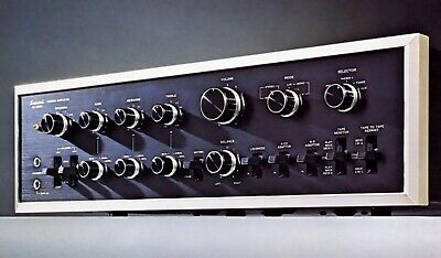Complete Professional Restoration Service For Sansui AU-9500 Stereo Amplifier
