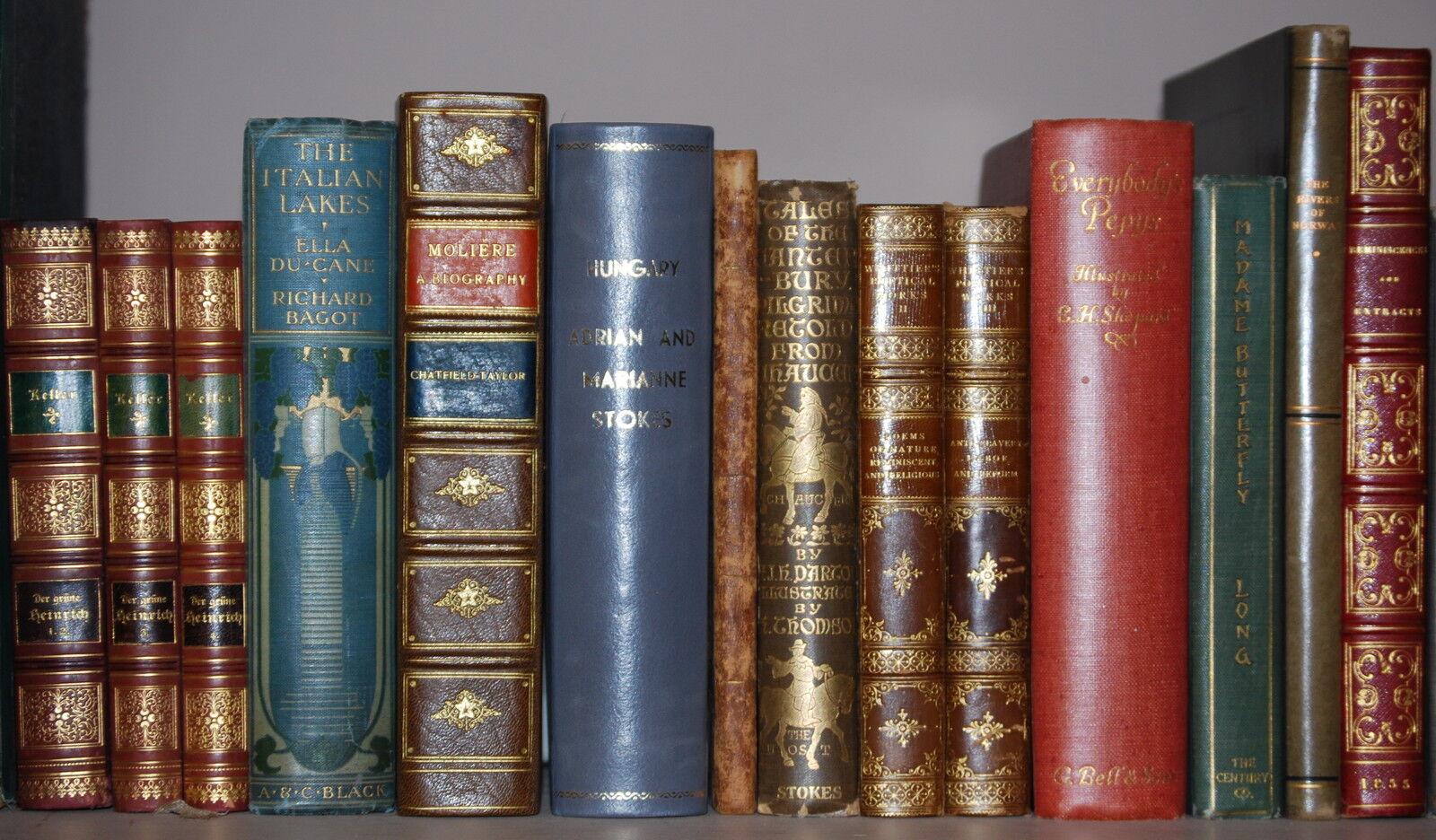 Ed's Bookshelf