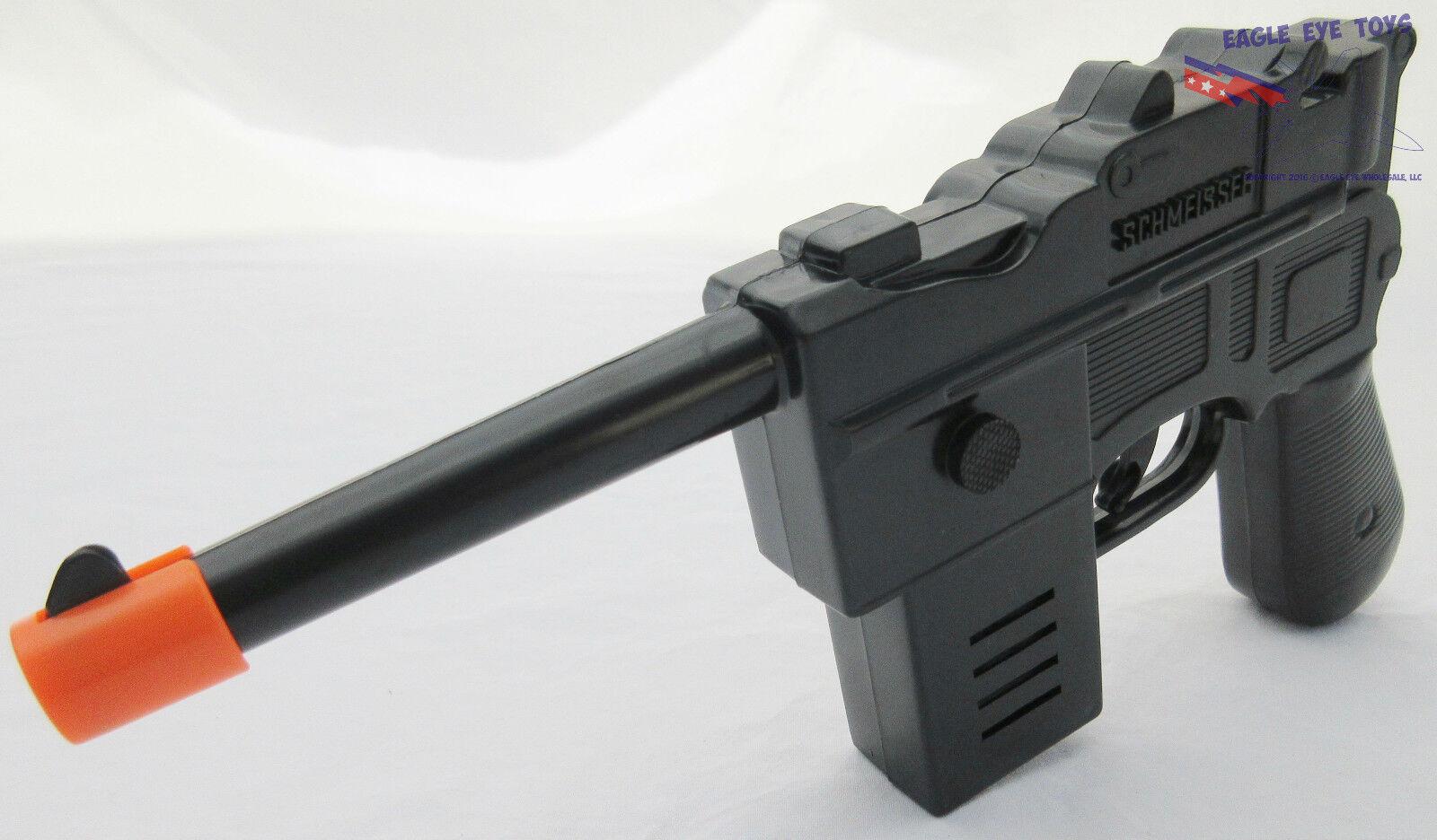 3x Toy Guns M1 Carbine Toy Rifle w Bayonet 'Broom Handle'