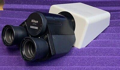 Nikon Optiphot Labophot Microscope Binocular Head