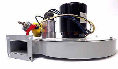 Kooltronic Kbr90 High Pressure Radial Blower 115v 50 Hz Tested And Working