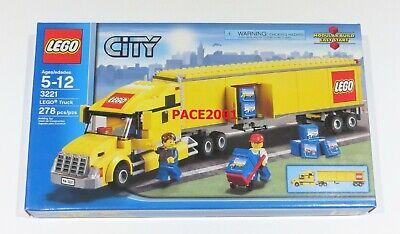 LEGO CITY 3221 - LEGO City Truck - RETIRED 2010 SET