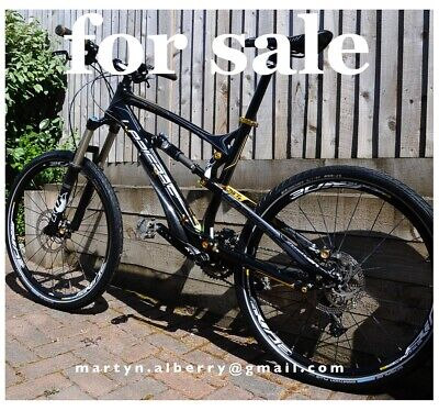 Lappiere Zesty 314 Full Suspension Mountain Bike with extras. Perfect condition.