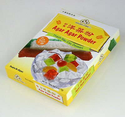 Agar Agar Powder 6 Oz. / 170g  Product of USA  Easy to make