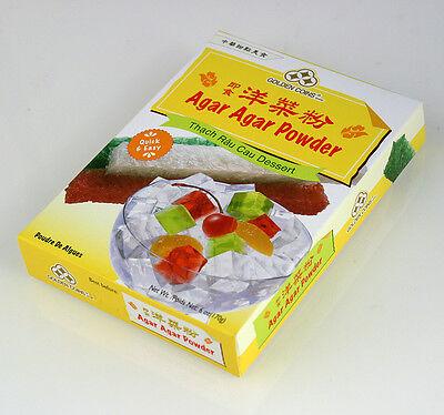 Agar Agar Powder 6 Oz. / 170g  Product of USA  Easy to make