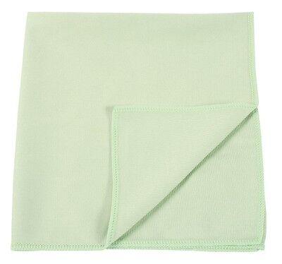"Microfiber Glass Cleaning Cloth (10 Pieces, bulk) 16"" x 16"""
