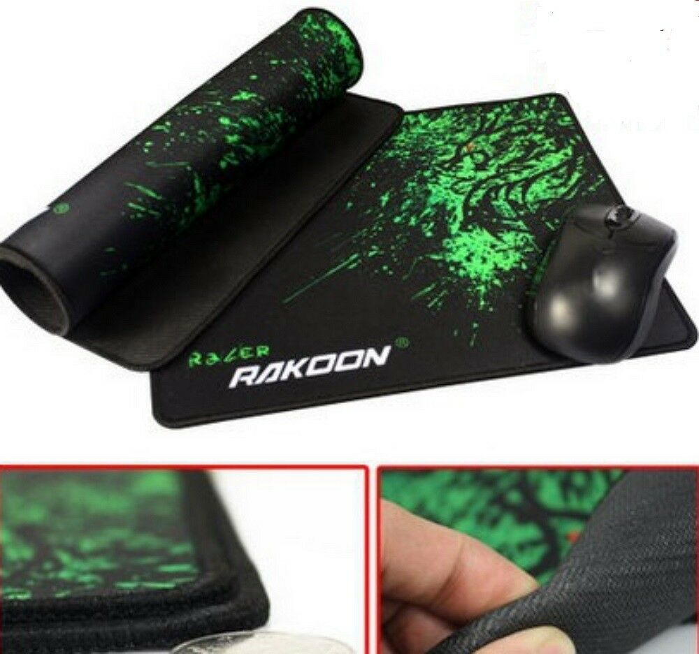Small Razer RAKOON Gaming Mouse Pad CONTROL M Size 260*210*2mm (Locked) Computers/Tablets & Networking