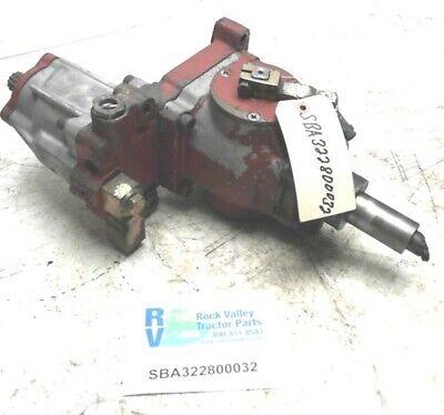 Ford Hydrostatic Transmission Sba322800032