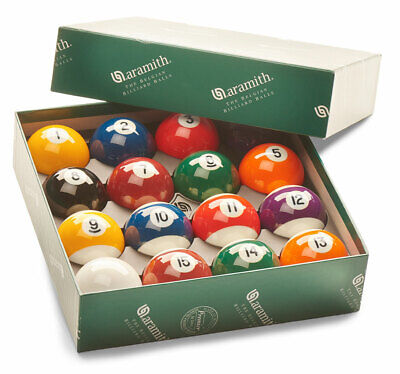 Aramith Spots and Stripes Premier Pool Balls 2