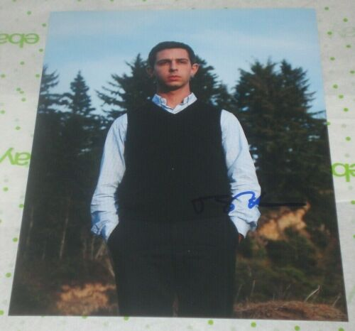JEREMY STRONG SIGNED HUMBOLDT COUNTY PETER 8X10 PHOTO AUTOGRAPH COA SUCCESSION
