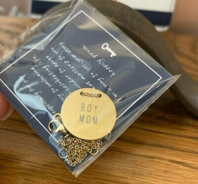 Keep Collective: Necklace - Disc Brushed Gold - Engraved with Letter