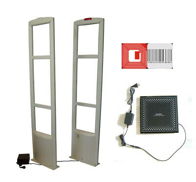 New Checkpoint Compatible 8.2mhz 1000 Label Eas Security System From Usa