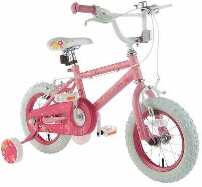 Girls Bike Princess 12 inch Wheel Size