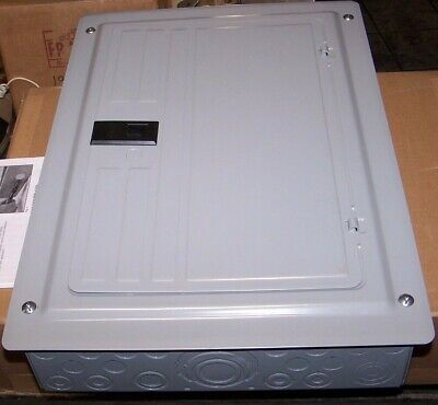 New Reliance Controls 3-pole Main Linkage Transfer Panel 120240 Vac 125 Amp 1