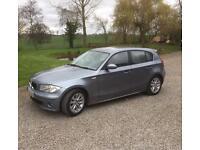 BMW 1 Series 5 doors full service history
