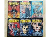 Preacher graphic novels volumes 1-6 full collection