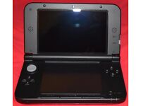 Nintendo 3DS XL, Boxed with charger and stylus