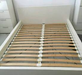 Ikea malm king size bed frame only