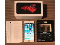 iPhone 6s 16gb unlocked boxed immaculate!!