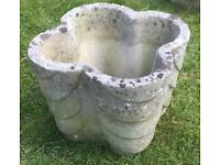Strange Shaped Garden Pot